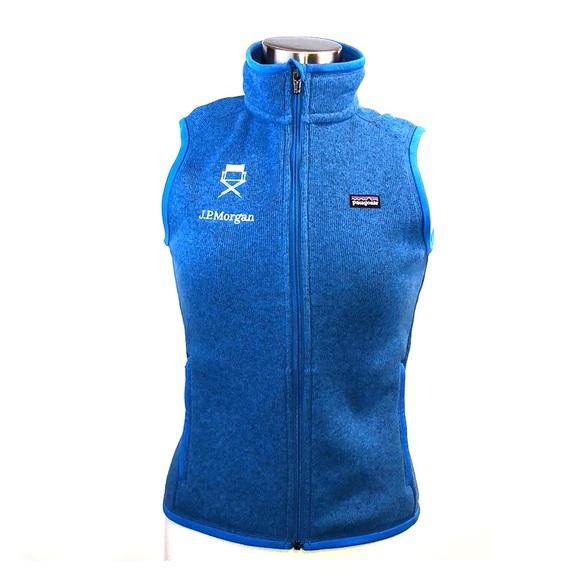 Patagonia Better Sweater Vest JP Morgan S Small fe9226212